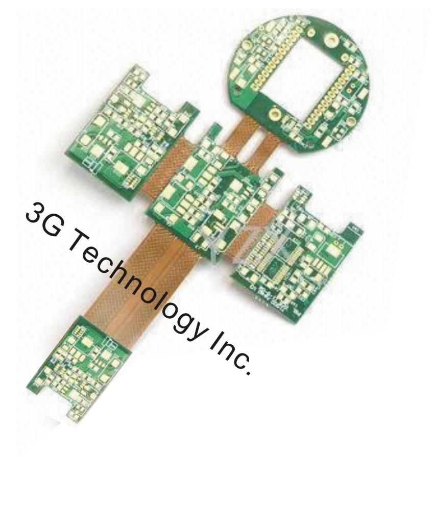 软性印刷电路板   软硬结合板